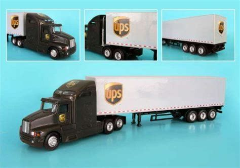 Jual Diecast Truck Trailer by 17 Best Images About Ups On Logos Trucks And