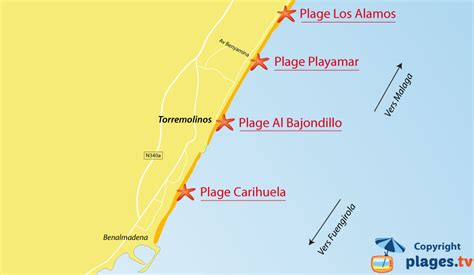 House Plan With Guest House plages torremolinos station baln 233 aire de torremolinos