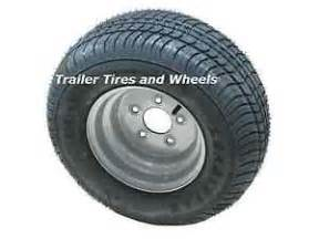 Trailer Tire Facts 205 65 10 Lrc Bias Trailer Tire On 10 Quot 5 Lug Silver