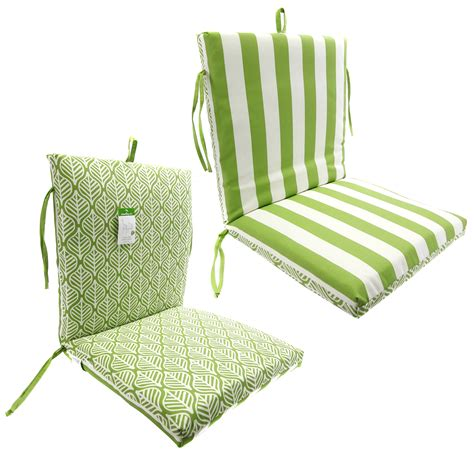 Kmart Patio Chair Cushions Essential Garden Witherspoon Clean Look Patio Chair Cushion Limited Availability