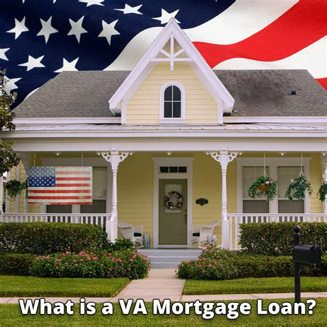 what is a va mortgage loan va home loan centers