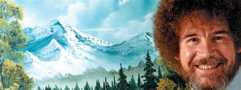 bob ross painting review the of writing about the of painting literary hub