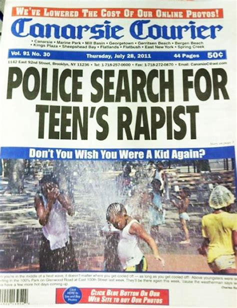 newspaper layout fails 15 worst newspaper and magazine layout fails ever bored