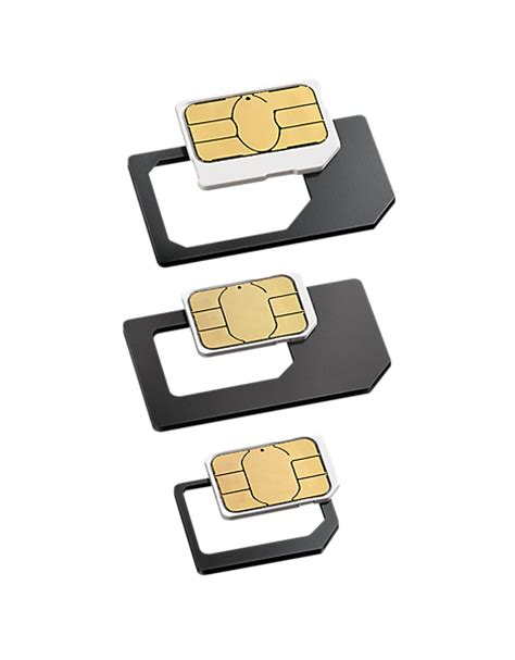 micro sim card adapter template micro and nano sim adapter 3 pack