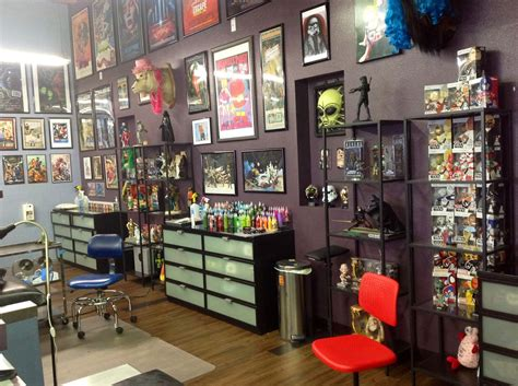 tattoo parlor where is the area 51 studio from a e s epic ink