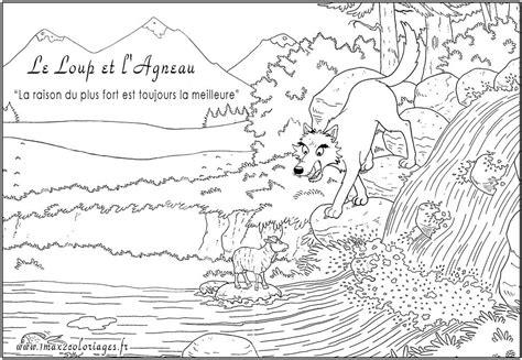 Coloriage Agneau Les Beaux Dessins De Animaux 224 Imprimer