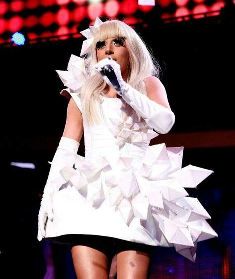 Gaga Origami Dress - 102 best images about gaga s eras on nyc