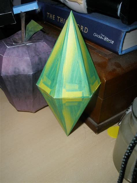 sims plumbob by inuizayoi on deviantart