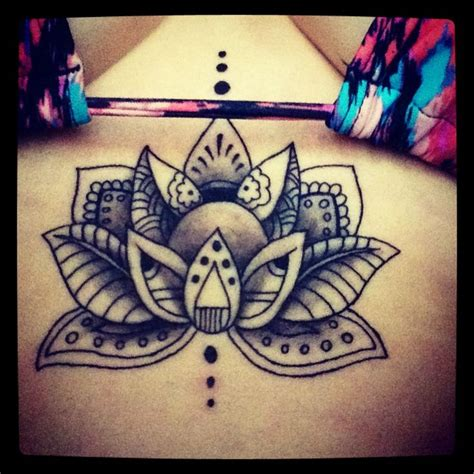 lotus design indonesia lotus flower tattoo bali indonesia this was my first big