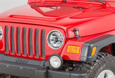Jeep Yj Headlight Upgrade Quadratec 174 Led Headlight Upgrade Conversion Led