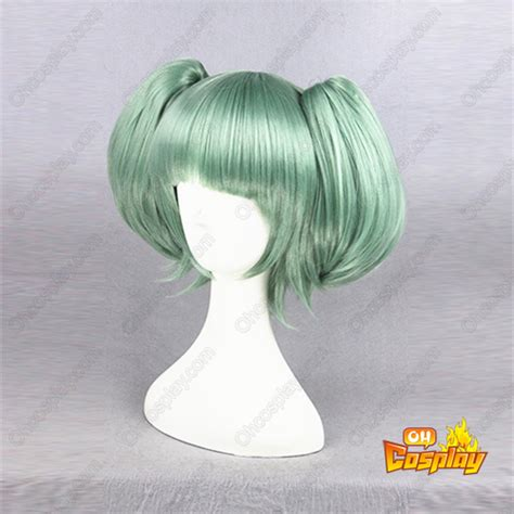 Wig Assassination Classroom Kaede Kayano assassination classroom kayano kaede green wig cosplaymades