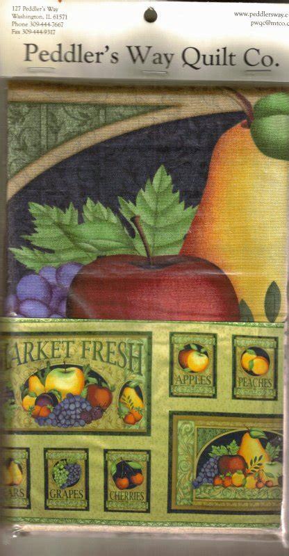 Peddlers Way Quilt Shop by Market Fresh Panel