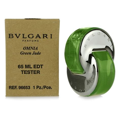 Bulgary Omnia Corel Original Tester bvlgari omnia green jade eau de toilette tester for 2 2 oz notino