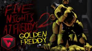 Five nights at freddy s 2 161 golden freddy secreto itowngameplay