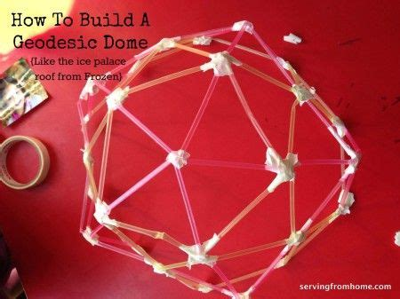 how do i build this how to build an easy geodesic dome hands on science