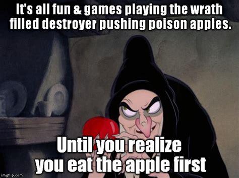Snow White Meme - snow white apple meme www pixshark com images
