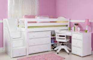 Kids Bunk Beds With Desk Nice Low Loft Bunk Beds For Kids Babytimeexpo Furniture