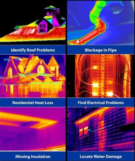 What Are Infrared Used For Thermal Imaging Thermal Building Inspections In Perth