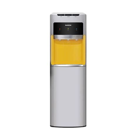 Dispenser Sanken Hwd 756 harga sanken water dispenser hwd c101 silver khusus
