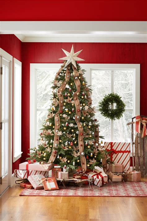decorate christmas tree without ornaments decorations best