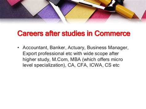 Career Scope After Mba Finance by Commerce Career Counseling