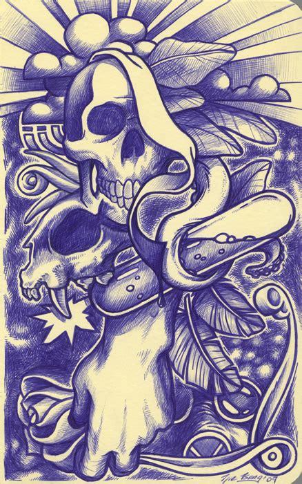 ballpoint pen doodle ballpoint pen doodle by cadaverperception on deviantart