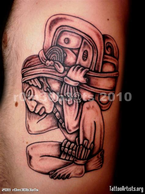 mayan tribal tattoo designs 13 best tattoos images on arm tattoos azteca