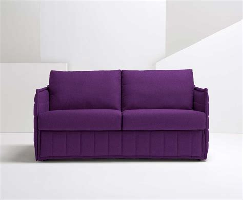 boreas purple sleeper sofa by pezzan sofa beds