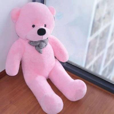 AV Toys 5 Feet Teddy Bear 152 cm (Pink)   152 cm Pink