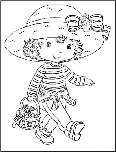 Free Printable Strawberry Shortcake Coloring Pages For Kids Strawberry Shortcake Princess Coloring Pages Free Coloring Sheets
