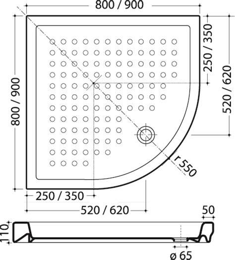 dimensioni piatto doccia angolare piatto doccia semicircolare in ceramica modello topazio 81