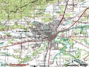 where is corvallis oregon on map corvallis oregon or 97331 97333 profile population