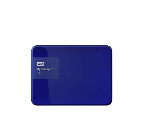 Wd My Passport Ultra 1tb Harddisk External 25 jual wd my passport ultra 1tb blue usb 3 0 2 5 quot hdd