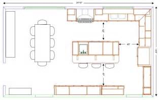 querido ref gio blog decora diversos formatos cozinha kitchen layout ideas floor plan with island and appliance