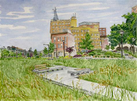 Boulevard Gardens Woodside by Heim Architect Pllc