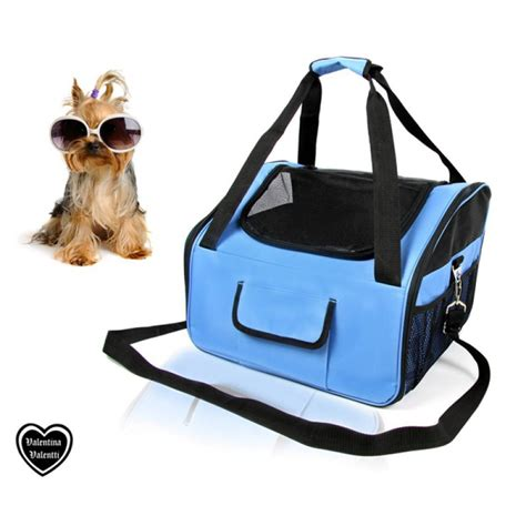 car seat pet carrier luxury pet car seat carrier sky blue