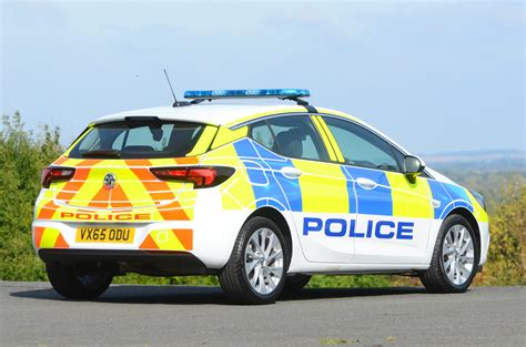 police car vauxhall gets uk s biggest police car order gm authority