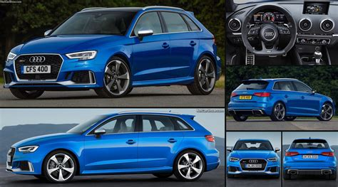 audi rs sportback  pictures information specs