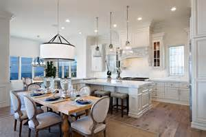 Open Floor Plans With Large Kitchens Tour An Oceanfront Home In Dana Point Calif Hgtv Com S
