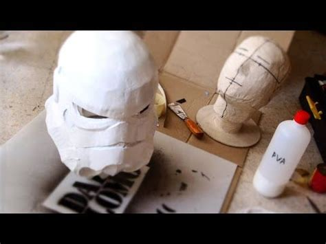 How To Make A Paper Stormtrooper Helmet - 127 best images about make wars stuff on