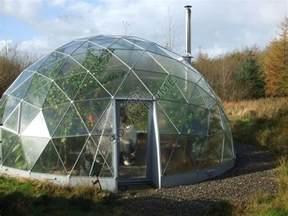 geodesic dome house a geodesic dome green house solardome 174 glasshouses pinterest