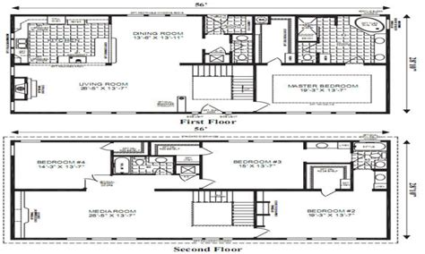 open floor plan modular homes small mobile home floor plans 28 images mobile home