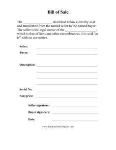 1000 Images About Printable Business Forms On Pinterest Lawn Service Cleaning Contracts And Bill Of Sale Gift Template