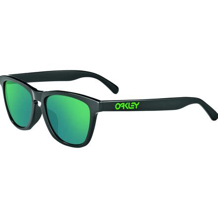 Sunglass Plaintiff Black Jade Polarized Limited oakley limited edition toxic blast frogskin sunglasses backcountry