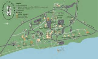 map of jekyll island jekyll island national historic landmark map jekyll
