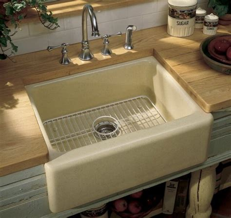 kohler kitchen sinks fireclay kitchen sinks decorative