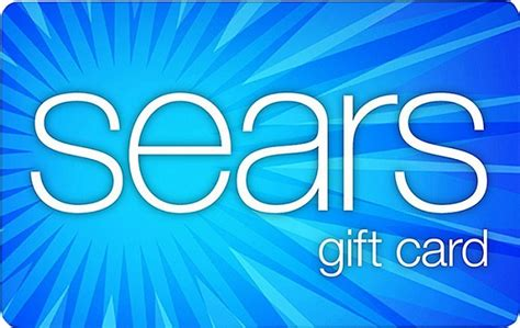 sears gift card - Buy Sears Gift Card Online