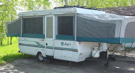 roll out awning for jayco cer trailer jayco tent trailer for sale saanich victoria mobile