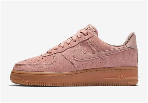 Nike Airforce One Putih Pink nike air 1 low particle pink aa0287 600