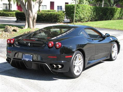 ferrari coupe rear 2007 ferrari f430 2 door coupe 176910